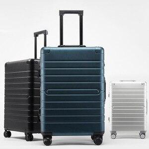 """Image 4 - TRAVEL TALE ราคาถูกอลูมิเนียมกระเป๋าเดินทาง 24 """"spinner 20"""" ธุรกิจกระเป๋าเดินทางรถเข็นบนล้อ"""