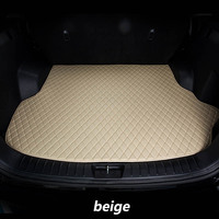 kalaisike Custom car trunk mats for Buick Excelle Enclave null VELITE 5 envision Encore Verano Park Avenue Lacrosse Rega GL6 GL8