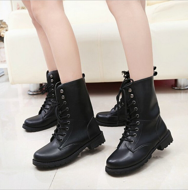 Watch more like Military Style Boots For Girls