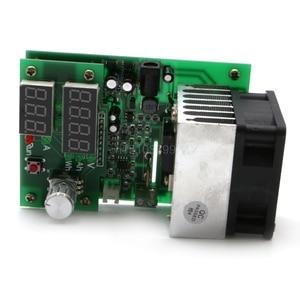 Image 4 - 9.99A 60W 30V זרם קבוע אלקטרוני עומס פריקה סוללה קיבולת Tester