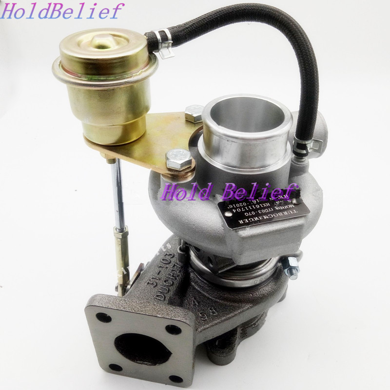 US $440 0 |New Turbo Turbocharger For Bobcat T190 NO CORE CHARGE 6675676-in  Turbocharger from Automobiles & Motorcycles on Aliexpress com | Alibaba