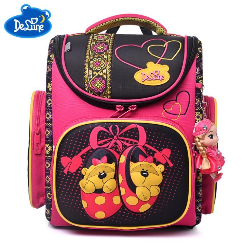 새 학교 가방 어린이 어린이 배낭 고품질 3d 인쇄 학교 가방 소년 소녀 어린이 가방 초등학교 배낭-에서학교가방부터 수화물 & 가방 의  그룹 2