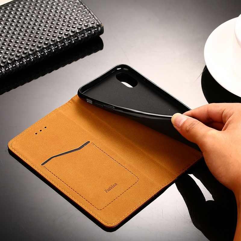 מקרה עבור על נוקיה 8.1 8 7.1 7 6.1 6 5.1 5 3.1 3 בתוספת X71 X7 X6 X5 6.2 4.2 3.2 2.2 3.1A 3.1C ג מקרה טלפון עור Flip כיסוי