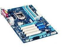 original motherboard for Gigabyte GA-P75-D3 LGA 1155 DDR3 P75-D3 boards for 22nm cpu 32GB B75 Desktop motherboard