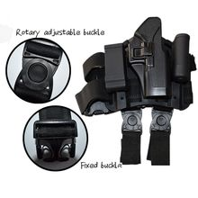 FS Brand CQC Leg Holster Glock 17 Tactical CS Outdoor Hunting Fighting Gun Fit For 17/19/22/23/31/32
