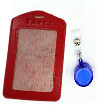 Vorkin Random Color Retractable Card Badge Holder Key Chain Reels Keyring Clip Circular Pull Buckle Free Shipping convenient retractable buckle strap with clip color assorted