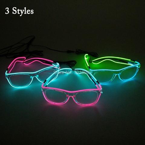 barato 30 pecas cores duplas oculos de