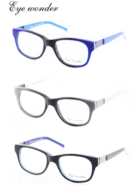 Eye Wonder Kids Eyewear Glasses Brown Blue Black Vintage Retro ...