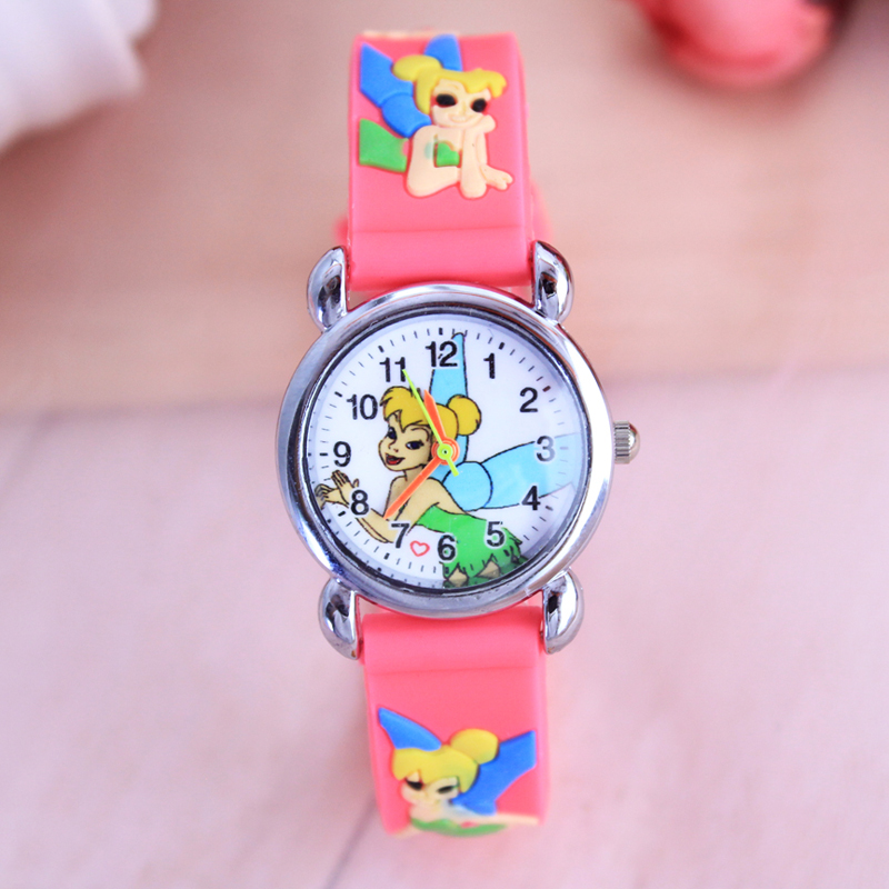 Watches Creative Slap Kids Watch 3d Cartoon Silicen Quartz Wristwatches Tiger Sport Children Watches Cute Baby Clock Christmas Gifts