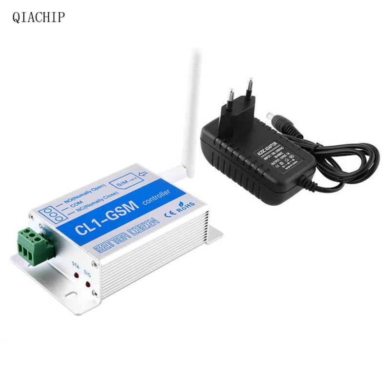 1PC Wireless GSM Remote SMS Control Relay  Phone Socket  CL1-GSM Smart Switch 16 ports 3g sms modem bulk sms sending 3g modem pool sim5360 new module bulk sms sending device