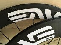 700C Carbon Road Bike 23mm Width 50mm 60mm 88mm Wheel Straight Pull R36 Ceramic Hub OEM