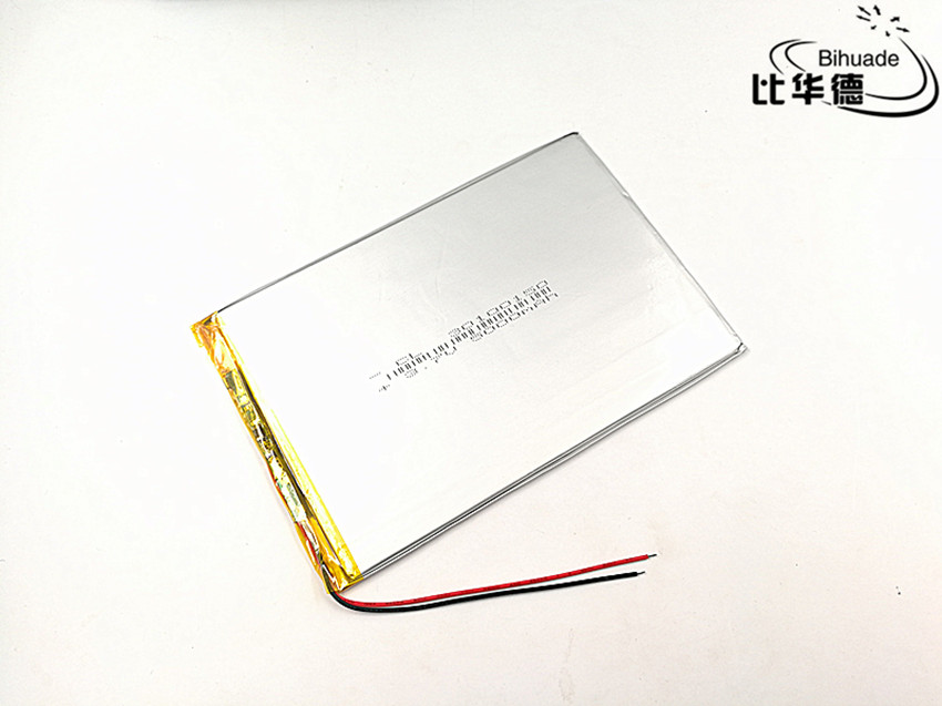 Free shipping 1pcs/lot 3.7V,5000mAH 30100150 (polymer lithium ion battery) Li-ion battery for tablet pc 8 inch 9 inch 10 inch fedex free shipping 100pcs lot lithium ion polymer battery 2000mah 3 7v li ion rechargeable battery pack with bms for tablet pc