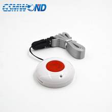 433MHZ Wireless Waterproof SOS button Panic button One key alarm For G90B Wifi wireless home security
