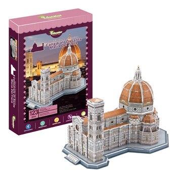 Puzzle Modèle 3D Plusieurs variétés 2