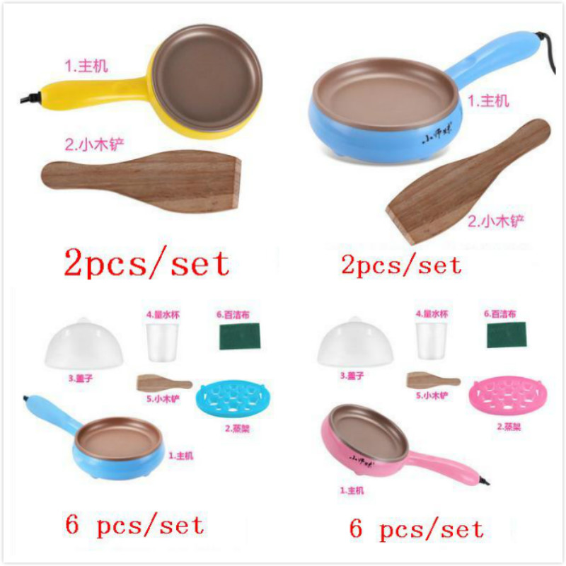 ELECTRIC Frying Pan EGG Boiler COOK POACHERS quick breakfast Cooking Tools Kitchen Gadgets 220V 350W