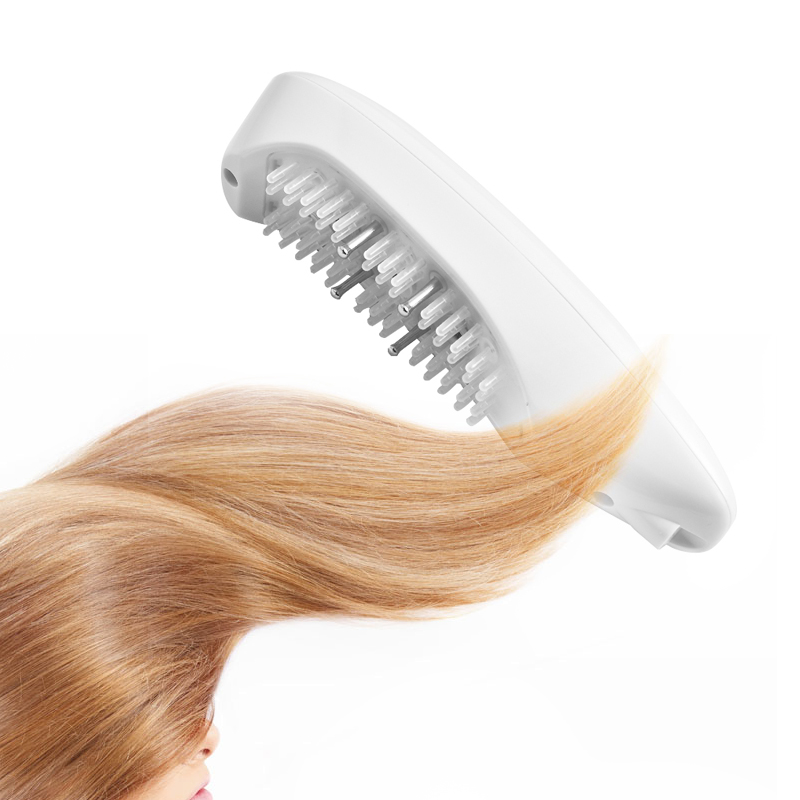 купить 1pc 2016 New Arrival 3in1 Laser+LED light Hair regrowth Micro current Hair massage Hair Growth Combs Hot Sale