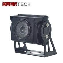 OUERTECH 1080P AHD 스타 라이트 풀 컬러 나이트 비전 야외 방수 IP66 실시간 미니 자동차 카메라 버스 택시 트럭 밴