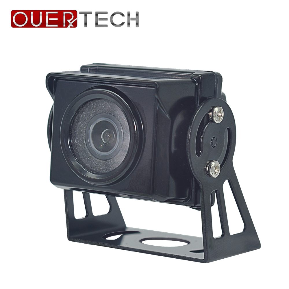 OUERTECH 1080P AHD Star light full color night vision Outdoor Waterproof IP66 Real time MINI Car Camera for Bus Taxi Truck VanSurveillance Cameras   -