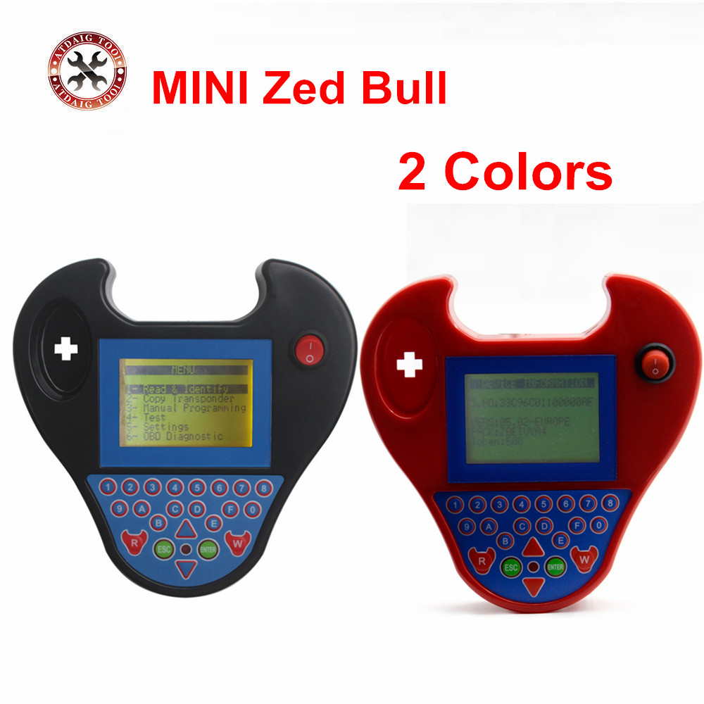 VSTM Newest Auto Key Programmer Smart Mini Zed Bull zedbull 2 colors valiable