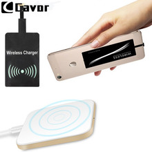 Qi Wireless Charger For Samsung Galaxy A7 A9 2018 Case Mobil