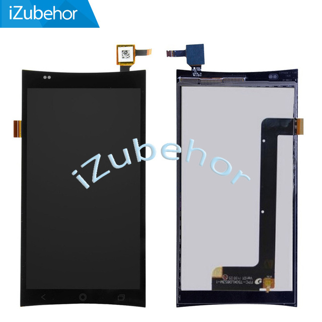100% Warranty Black LCD Display Screen With Touch Screen Digitizer Sensor Assembly For Acer E700 E39 By Free Shipping