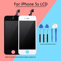 100 All Test No Dead Pixel AAA Quality LCD For IPhone 5S LCD Screen Display Digitizer