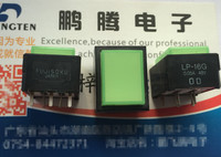 Original new 100% Japan import LP 16G touch switch 19*15 with lamp reset button green light LED LP1W 16G 559 0.05A 48V