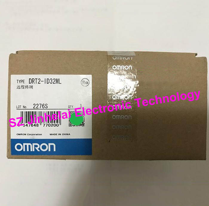 DRT2-ID32ML Authentic original OMRON Remote terminal drt2 ad04