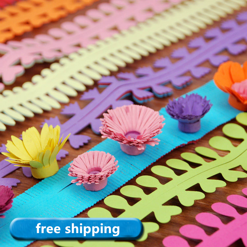 Aliexpress buy 252pcs paper quilling flowers stripes mixed aliexpress buy 252pcs paper quilling flowers stripes mixed different type paper craft material handmade art paper length 35cm from reliable paper mightylinksfo