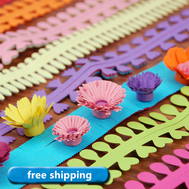 Aliexpress Buy 252pcs Paper Quilling Flowers Stripes Mixed