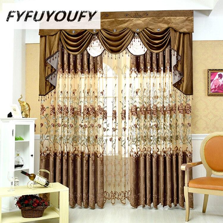 online get cheap elegant living room curtains aliexpress