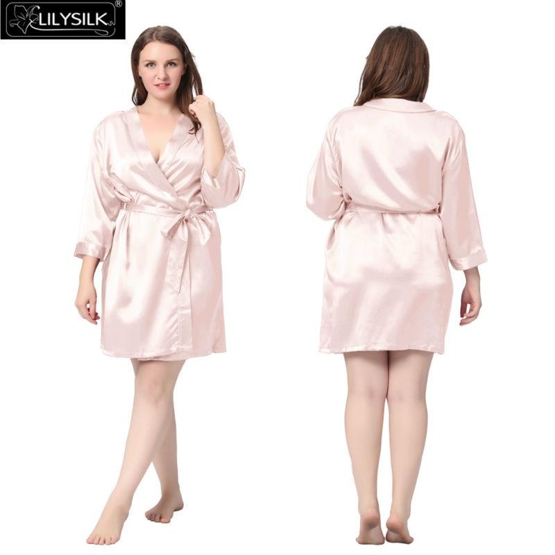 1000-light-pink-22-momme-mini-cut-silk-robe-plus-size-01