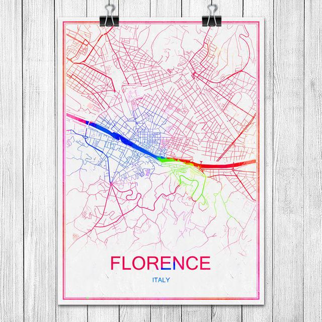 online shop frankfurt germany colorful world city map print poster ...