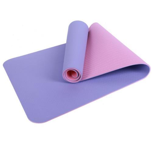 183*61 cm * 6mm TPE Esterilla Tapis De Yoga Comfotable Garder la Forme Matelas Non-Slip Fitness Perdre Du poids Exercice de Remise En Forme Pad Tapis De Yoga