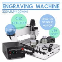 New CNC 3040T ROUTER ENGRAVER ENGRAVING DRILLING AND MILLING MACHINE