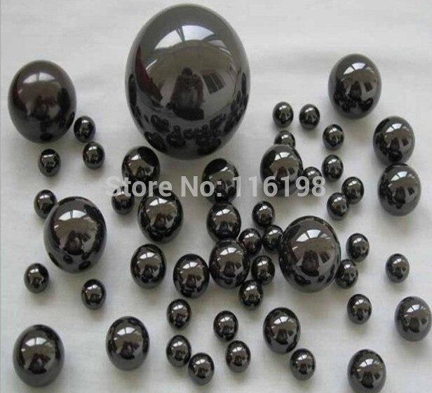 100 шт. 5,556 мм 7/32 SI3N4 керамические шарики нитрида кремния мячи, используемые в подшипник/насос/линейный слайдер/шарики клапана