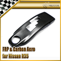 EPR Carbon Fiber Gear Surround Cover For Nissan R35 GTR Car Accessories Racing