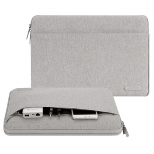 Image 2 - MOSISO Laptop Sleeve Notebook Bag Pouch Case voor Macbook Air 11 13 12 14 15 13.3 15.4 15.6 voor Lenovo ASUS/Surface Pro 3 Pro 4
