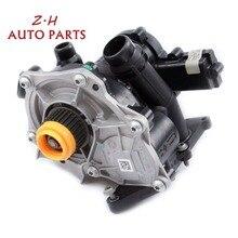 цена на NEW Engine Water Pump Thermostat Cooling Regulator Assembly 06L 121 111 F For VW Golf MK7 Passat Audi A4 Q5 3rd EA888 1.8/2.0T