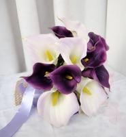 Pu造花結婚式の花ブライ