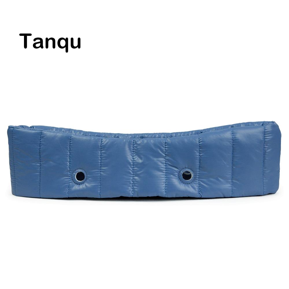 TANQU Luster Quilted Trim Decoration for Classic big Obag Trims for O Bag Classic big Bag Body