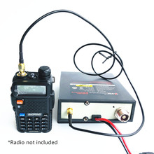 Amplifier-Support Walkie-Talkie Radios Baofeng TYT Digital Analog MD-UV380 UV-5R UV-82