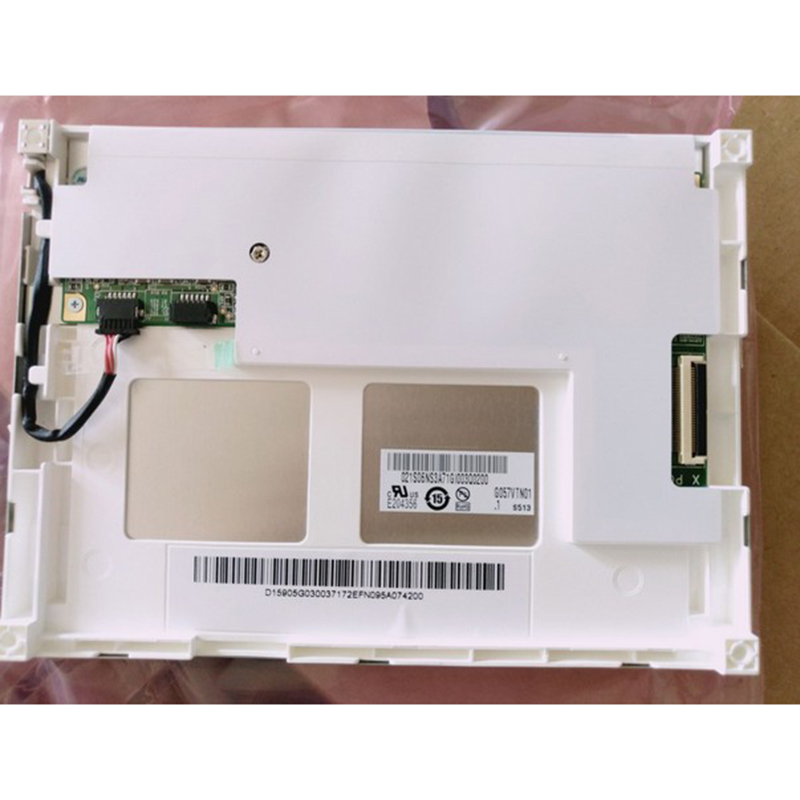 New original package For AUO 5.7inch LCD Screen G057QN01 V2 Quality Assurance auo 5 7 inch g057qn01 v2 lcd screen
