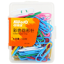100pcs Clips paper clips Bookmark Paperclip Office Supplies school supplies stationery  Metal Binder Clips цены