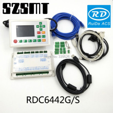 RDC6442S RDC6442G CO2 RD Controller  System For Laser Engraving And Cutting machine цена в Москве и Питере