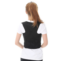 AOFEITE 2017 Adjustable Posture Corrector Corset Back Support Brace Belt For Student Child Adult Back Therapy