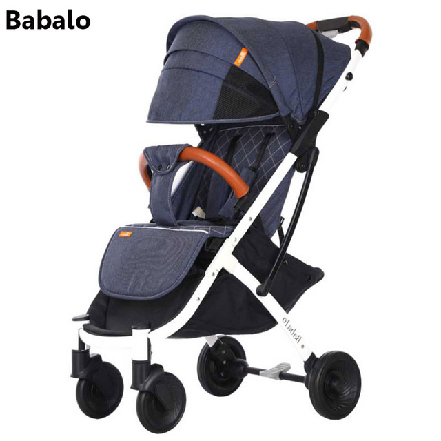 Babalo YOYA PLUS 3 baby stroller delivery free ultra light folding can sit or lie high landscape suitable 4 seasons high demand 2