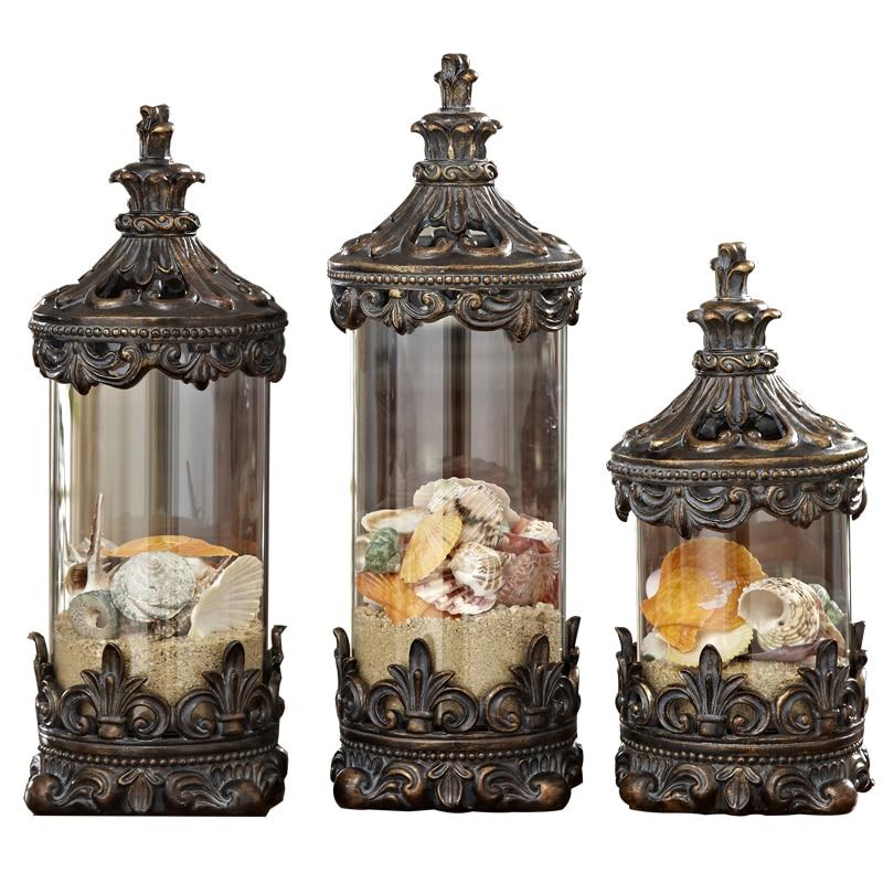 Storage Tank Decorative Gl Bell Jar