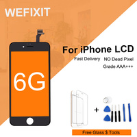 Alibaba China 100 No Dead Pixel Grade AAA Quality Cold Press For Iphone 6 High Screen