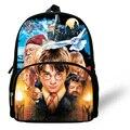 12-inch Mochila Harry Potter Backpack Children Girl Boys Bag Kids School Bags Harry Potter Age 1-6 Bolsa Infantil Menino
